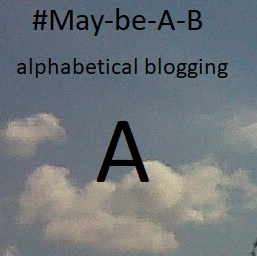 May-be-A-B-letter-A
